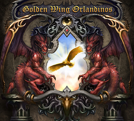 Golden Wing Orlandinos