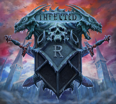 Infected R
