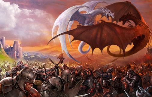 Ролевая бесплатная онлайн игра царство драконов развивающая ролевая игра hasbro собери 4 фишки